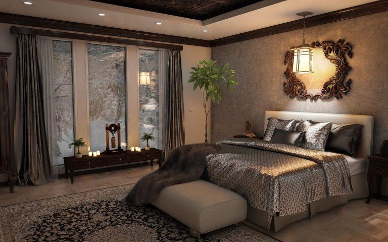 אווירה חורפית: איך להכין את חדר השינה לקראת החורף?