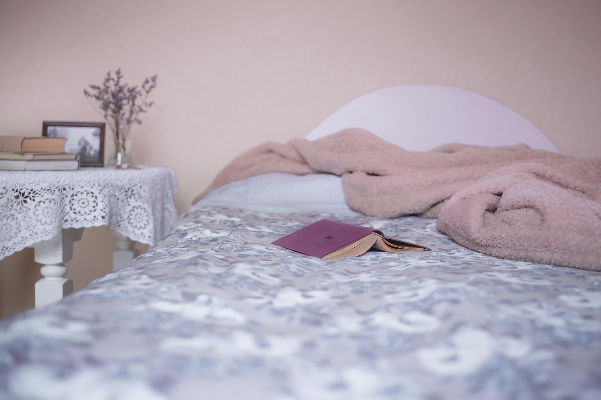 אווירה חורפית - איך להכין את חדר השינה לקראת החורף